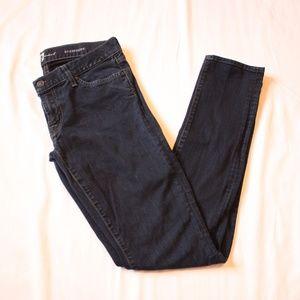 7 For All Mankind Roxanne Dark Skinny Jeans SZ 29